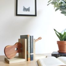 Diy Bookend Ideas 5 214x214 - 35+ Cool DIY Bookend Ideas