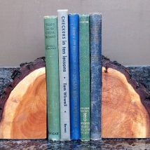 35+ Cool DIY Bookend Ideas