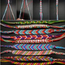 Diy Bracelets 1 214x214 - Coolest DIY Bracelets Ideas for everyone
