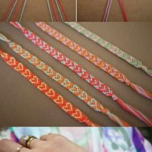 Diy Bracelets 2 214x214 - Coolest DIY Bracelets Ideas for everyone