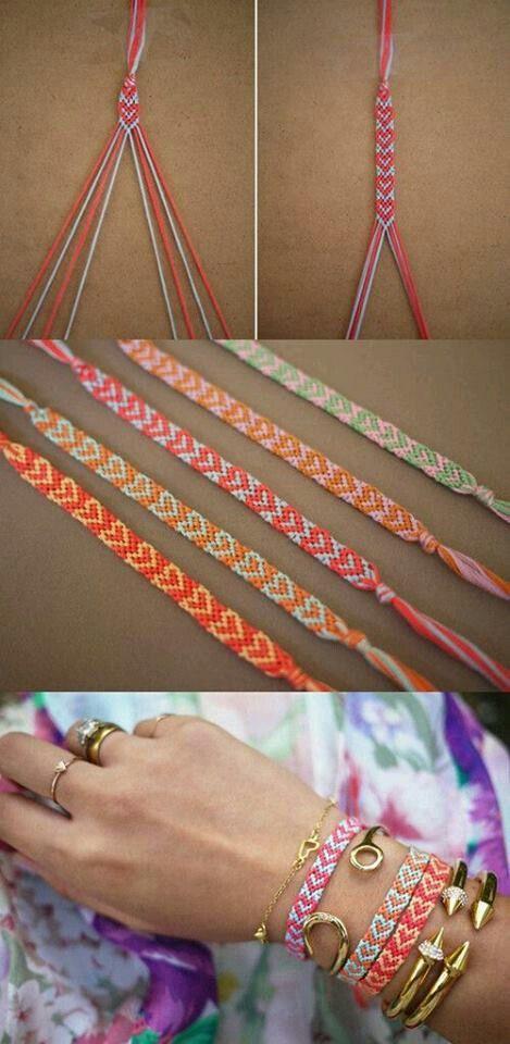Coolest Diy Bracelets Ideas For