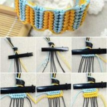 Diy Bracelets 32 214x214 - Coolest DIY Bracelets Ideas for everyone