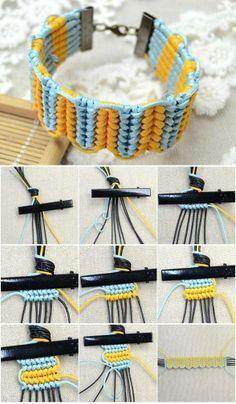 Diy Bracelets 32 - Coolest DIY Bracelets Ideas For Everyone