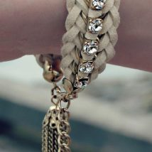Diy Bracelets 38 214x214 - Coolest DIY Bracelets Ideas for everyone