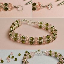 Diy Bracelets 42 214x214 - Coolest DIY Bracelets Ideas for everyone
