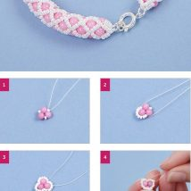 Diy Bracelets 43 214x214 - Coolest DIY Bracelets Ideas for everyone