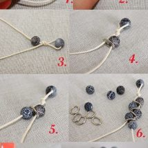 Diy Bracelets 9 214x214 - Coolest DIY Bracelets Ideas for everyone
