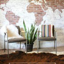 Diy Brick Walls 27 214x214 - Amazing DIY Brick Walls Ideas