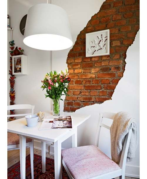 Diy Brick Walls 28 - Amazing DIY Brick Walls Ideas