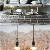 Diy Brick Walls 29 214x214 - Amazing DIY Brick Walls Ideas