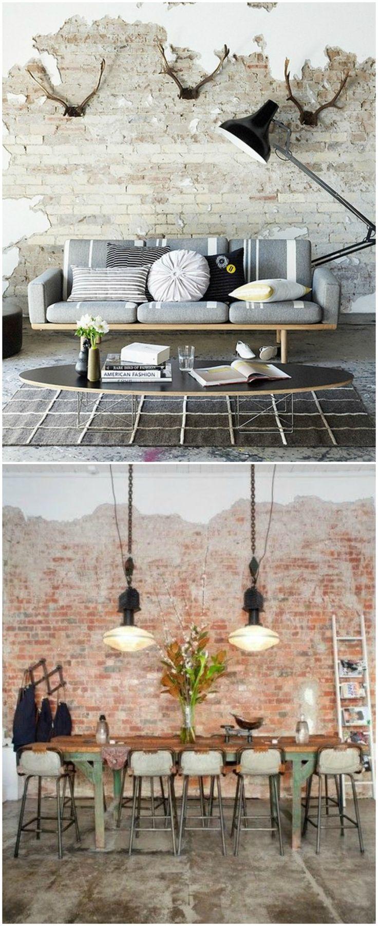 Diy Brick Walls 29 - Amazing DIY Brick Walls Ideas