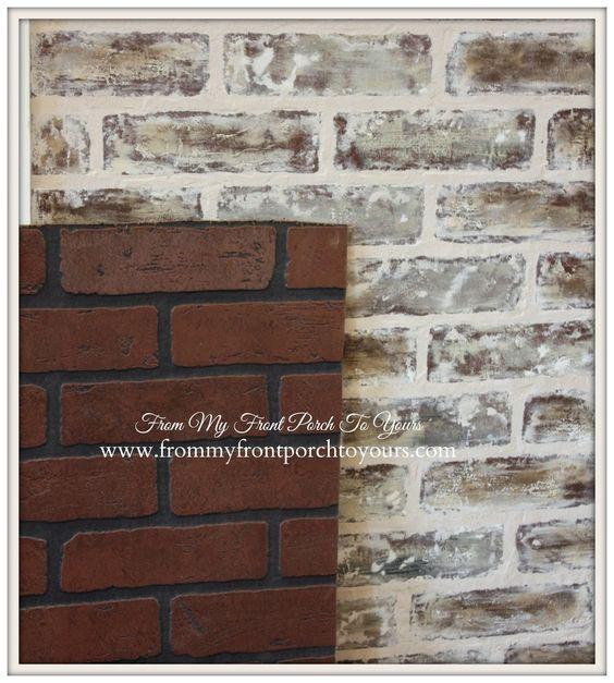 Diy Brick Walls 3 - Amazing DIY Brick Walls Ideas