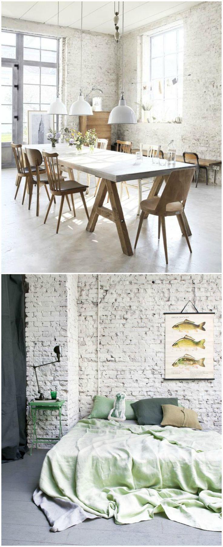 Diy Brick Walls 30 - Amazing DIY Brick Walls Ideas