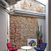 Diy Brick Walls 31 214x214 - Amazing DIY Brick Walls Ideas