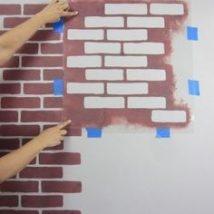 Diy Brick Walls 33 214x214 - Amazing DIY Brick Walls Ideas