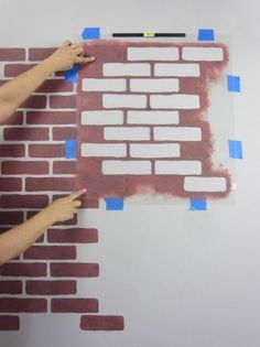 Diy Brick Walls 33 - Amazing DIY Brick Walls Ideas