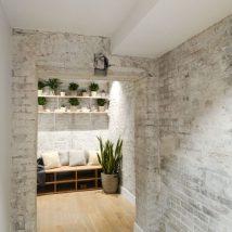Diy Brick Walls 39 214x214 - Amazing DIY Brick Walls Ideas