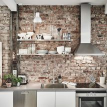Amazing DIY Brick Walls Ideas