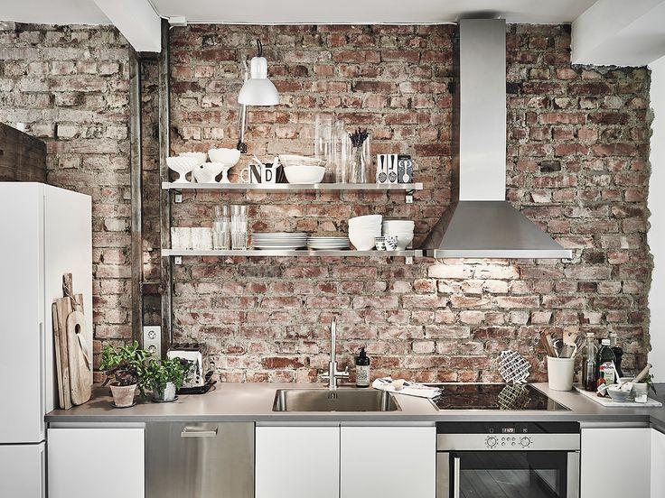 Diy Brick Walls 45 - Amazing DIY Brick Walls Ideas