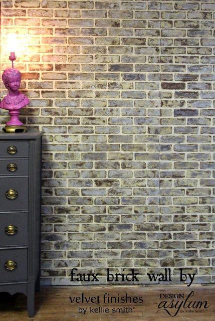 Diy Brick Walls 5 - Amazing DIY Brick Walls Ideas