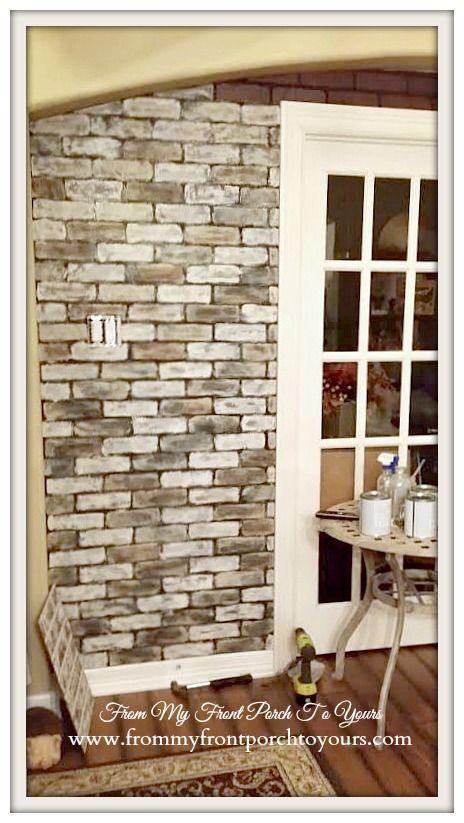 Diy Brick Walls 53 - Amazing DIY Brick Walls Ideas