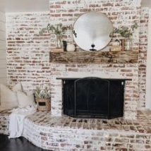 Diy Brick Walls 54 214x214 - Amazing DIY Brick Walls Ideas