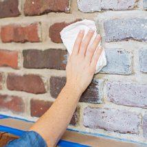 Diy Brick Walls 9 214x214 - Amazing DIY Brick Walls Ideas