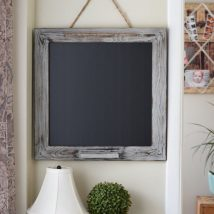 Diy Chalkboards 22 214x214 - 40+ DIY Chalkboard Ideas For Decor