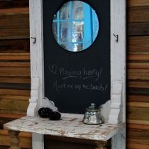 Diy Chalkboards 25 214x214 - 40+ DIY Chalkboard Ideas For Decor