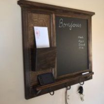 Diy Chalkboards 31 214x214 - 40+ DIY Chalkboard Ideas For Decor