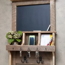 Diy Chalkboards 34 214x214 - 40+ DIY Chalkboard Ideas For Decor