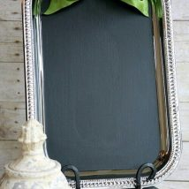 Diy Chalkboards 39 214x214 - 40+ DIY Chalkboard Ideas For Decor