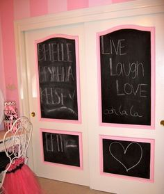 Diy Chalkboards 41 - 40+ DIY Chalkboard Ideas For Decor