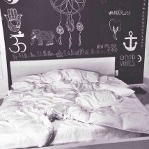 Diy Chalkboards 43 214x214 - 40+ DIY Chalkboard Ideas For Decor