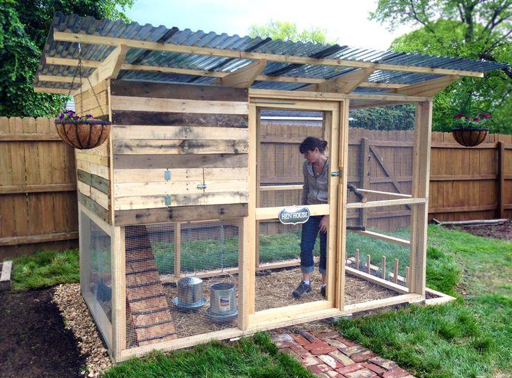 Diy Chicken Coops 1 - Coolest DIY Chicken Coop Ideas For Your Birds