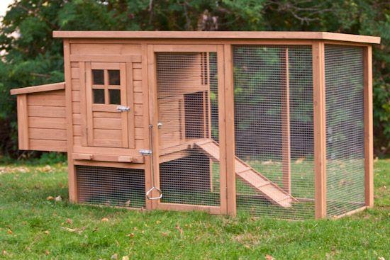 Diy Chicken Coops 12 - Coolest DIY Chicken Coop Ideas For Your Birds