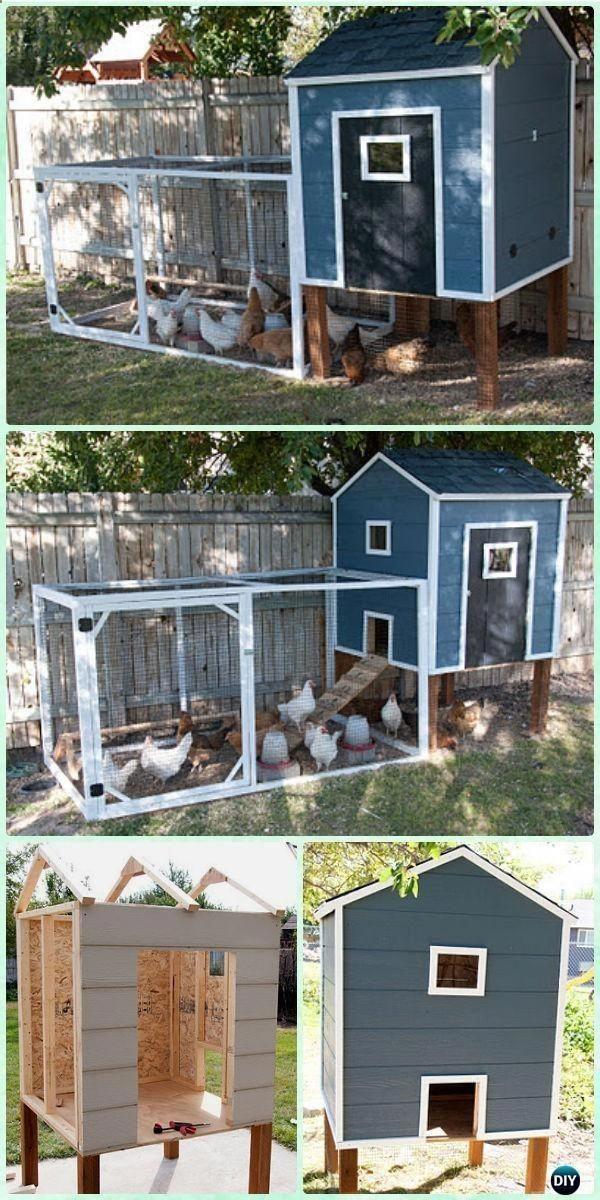 Diy Chicken Coops 14 - Coolest DIY Chicken Coop Ideas For Your Birds