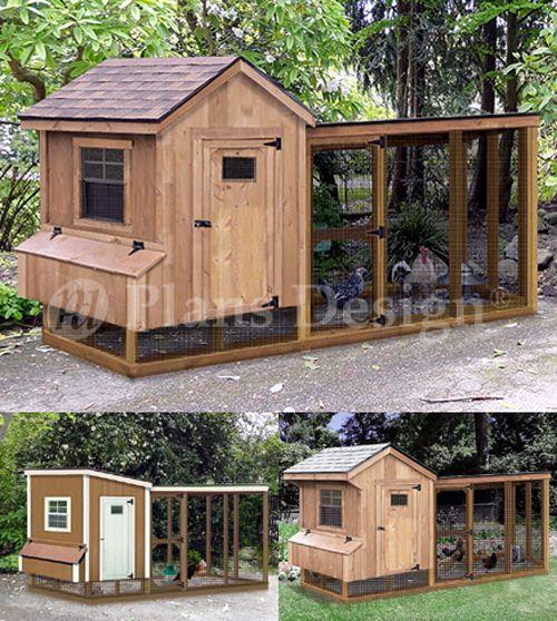 Diy Chicken Coops 15 - Coolest DIY Chicken Coop Ideas For Your Birds