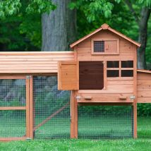 Diy Chicken Coops 16 214x214 - Coolest DIY Chicken Coop Ideas for Your Birds