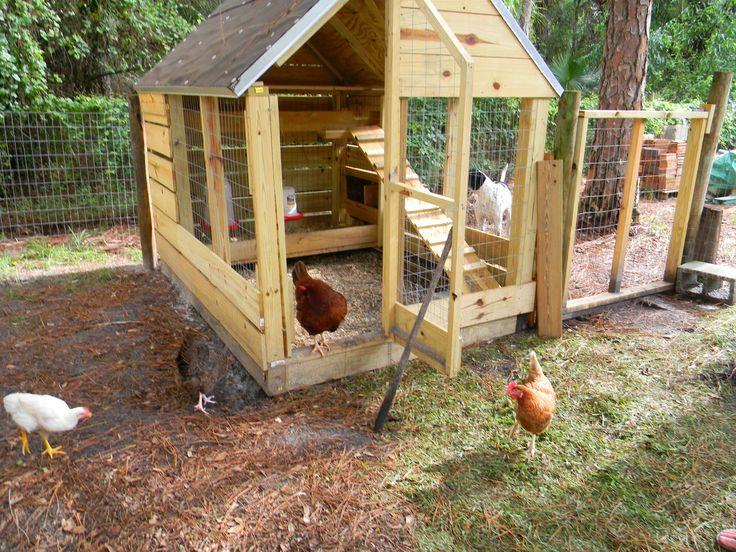 Diy Chicken Coops 19 - Coolest DIY Chicken Coop Ideas For Your Birds