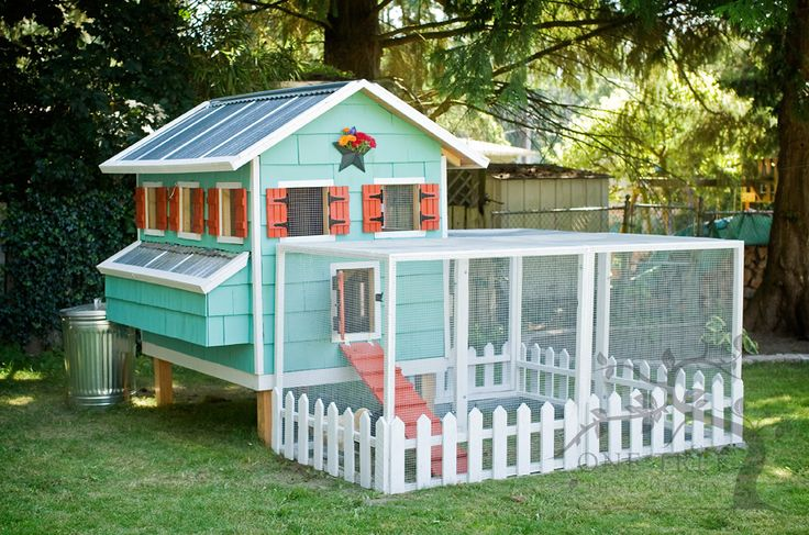 Diy Chicken Coops 20 - Coolest DIY Chicken Coop Ideas For Your Birds
