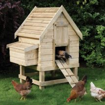 Diy Chicken Coops 25 214x214 - Coolest DIY Chicken Coop Ideas for Your Birds