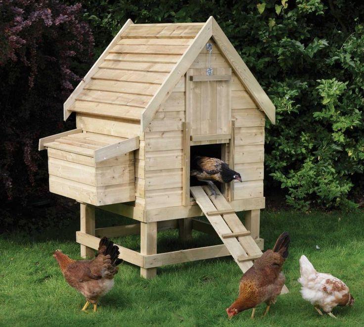 Diy Chicken Coops 25 - Coolest DIY Chicken Coop Ideas For Your Birds