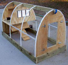 Diy Chicken Coops 27 - Coolest DIY Chicken Coop Ideas For Your Birds
