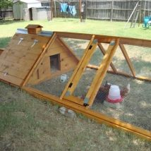 Diy Chicken Coops 29 214x214 - Coolest DIY Chicken Coop Ideas for Your Birds
