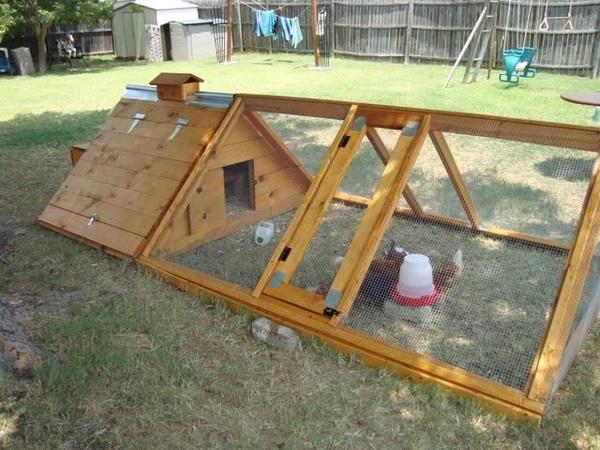 Diy Chicken Coops 29 - Coolest DIY Chicken Coop Ideas For Your Birds