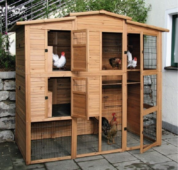 Diy Chicken Coops 31 - Coolest DIY Chicken Coop Ideas For Your Birds