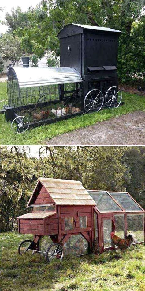 Diy Chicken Coops 32 - Coolest DIY Chicken Coop Ideas For Your Birds
