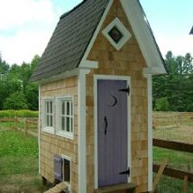 Diy Chicken Coops 37 214x214 - Coolest DIY Chicken Coop Ideas for Your Birds