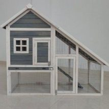 Diy Chicken Coops 41 214x214 - Coolest DIY Chicken Coop Ideas for Your Birds